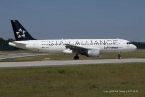 D-AIPD Lufthansa Airbus A320-211 | MSN 72