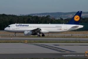 D-AIQW Lufthansa Airbus A320-211 | MSN 1367