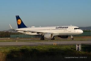 D-AIUM Lufthansa Airbus A320-214 | MSN 6577