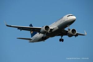 D-AINF Lufthansa Airbus A320-271N | MSN 7577