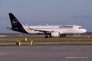 D-AINK Lufthansa Airbus A320-271N | MSN 8249
