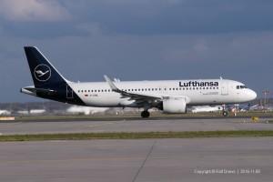 D-AINL Lufthansa Airbus A320-271N | MSN 8383