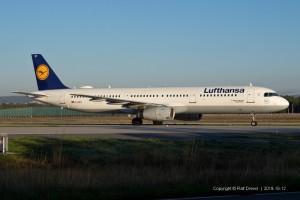 D-AIRT Lufthansa Airbus A321-131 | MSN 652