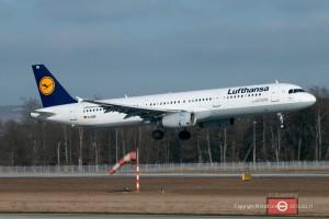 D-AISE Lufthansa Airbus A321-231 | MSN 1214