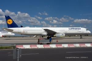 D-AISG Lufthansa Airbus A321-231| MSN 1273