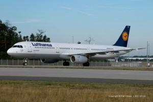 D-AIDK Lufthansa Airbus A321-231 | MSN 4819