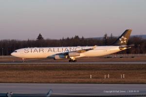 D-AIGP Lufthansa Airbus A340-311 | MSN 252