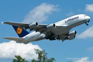 D-AIME Lufthansa Airbus A380-841 | MSN 61