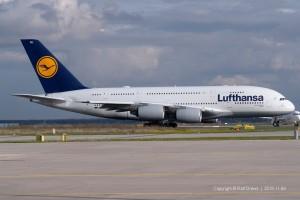 D-AIMJ Lufthansa Airbus A380-841 | MSN 73