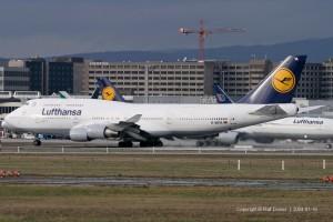 D-ABTA Lufthansa Boeeing 747-430 | ln 747