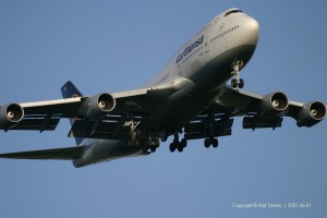 D-ABVK Lufthansa Boeing B747-430 | ln 847