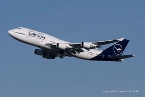 D-ABVM Lufthansa Boeing 747-430 | ln 1143 | Kiel