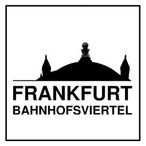 Frankfurt Bahnhofsviertel Logo