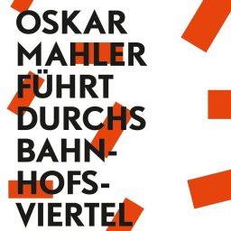 Broschüre Führungen Oskar Mahler