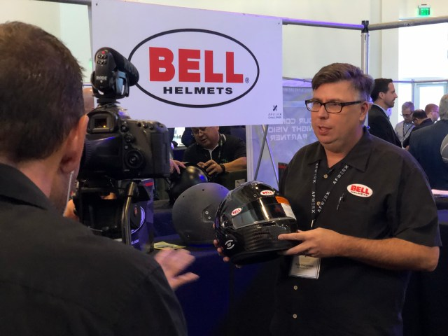 Bell Racing Helmets at AFWERX Helmet Challenge