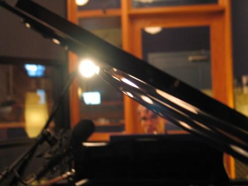 You Haven't Been Recording Session - Frank Horvat
