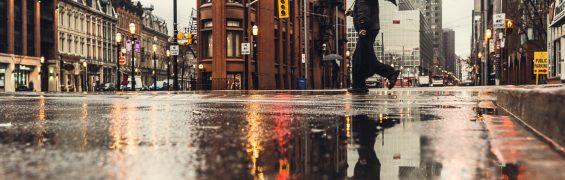 Rainy Week in Toronto