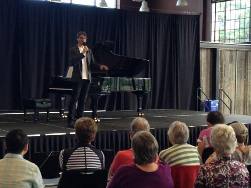 Music & Beyond Festival - July Earth Concerts - Frank Horvat