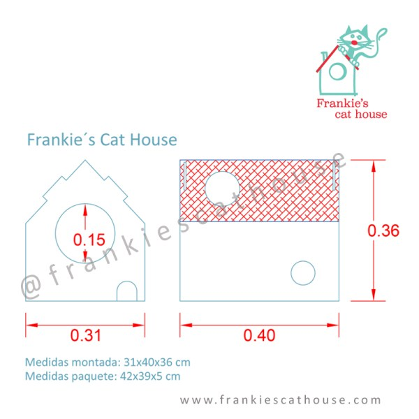 Casa de Frankie's Cat House