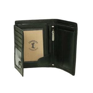 Leren heren portemonnee brussel-1