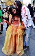 Belle & the Beast Zombie