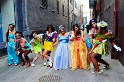 Disney Zombie Princesses