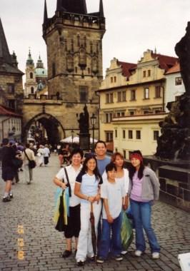 2002 Prague, Chez Republic