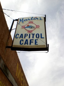 Martin's Capitol Cafe