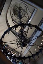 Biltmore Staircase Chandelier