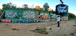 GOOD VIBES River Art District