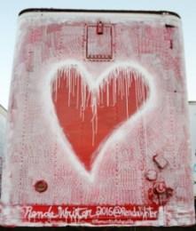 Love Graffiti River Arts District