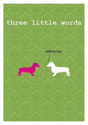 Pet Play On Words : words, Frankie, Whistle