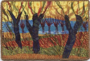Sara Ann Smith, Willows at Sunset