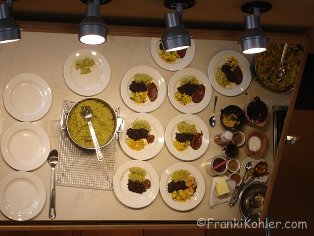 Franki Kohler, Plating Lunch