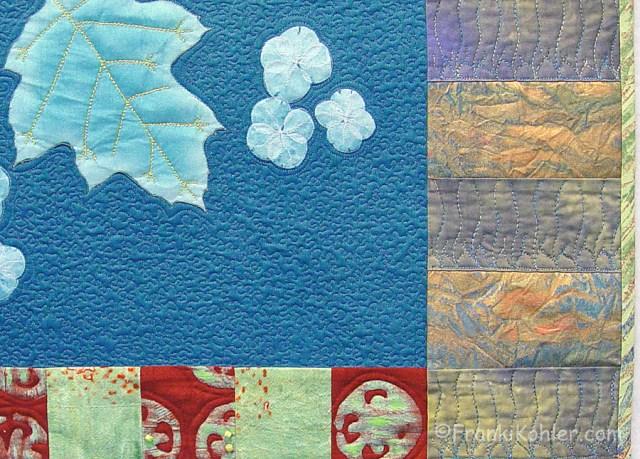 Franki Kohler, Oakleaf Hydrangea II, detail