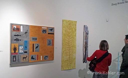 Franki Kohler, Pence Gallery, Woodwardia Wonder