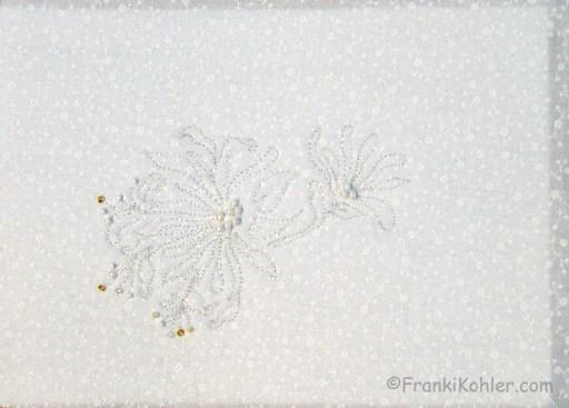 Franki Kohler, White on White 3