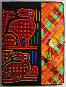 Mola Notebook cover