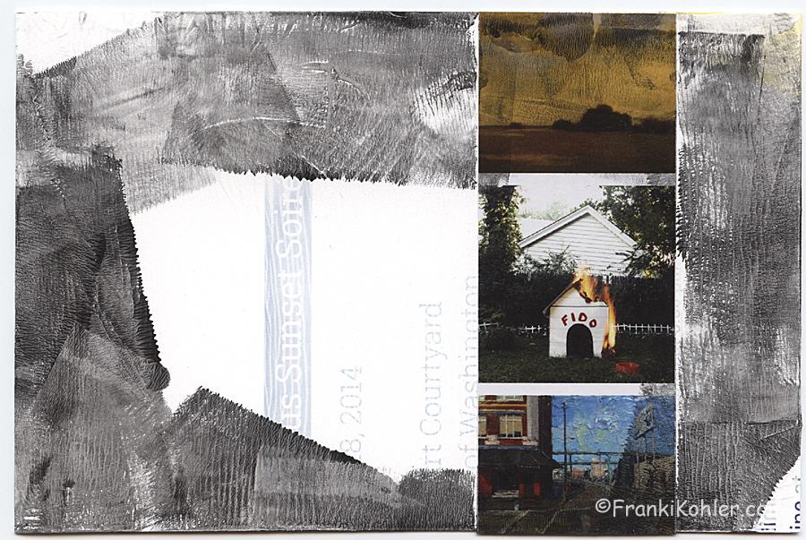 Junk mail postcard 1