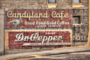 Trinidad CO Candyland Cafe