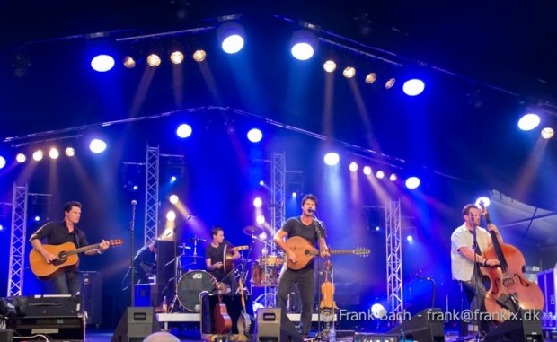 Seth Lakeman, Cambridge Folk Festival 2012