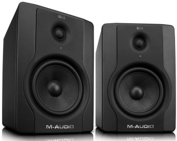 m-audio monitors