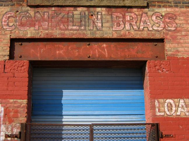 Conklin Brass & Copper