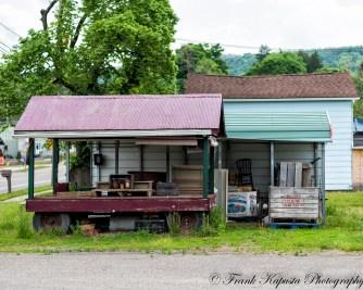 Roadside stand