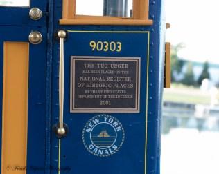 Urger Historical Marker