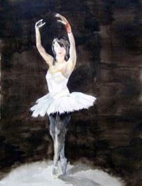 Dance (c) Aquarell von Frank Koebsch