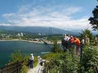 Vancouver - Schnappschüsse am Prospect Pont von Burrard Inland (c) Frank Koebsch (4)