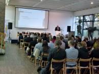 Harry Glawe auf der Impulskonferenz Kultur- und Kreativwirtschaft MV (c) Frank Koebsch