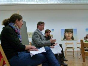 Workshop mit Elise Schröder, Michael Södermann und Christian Rost auf der Impulskonferenz Kultur- und Kreativwirtschaft MV (c) Frank Koebsch (2)