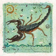 Sternzeichen Skorpion (c) Petra Rau